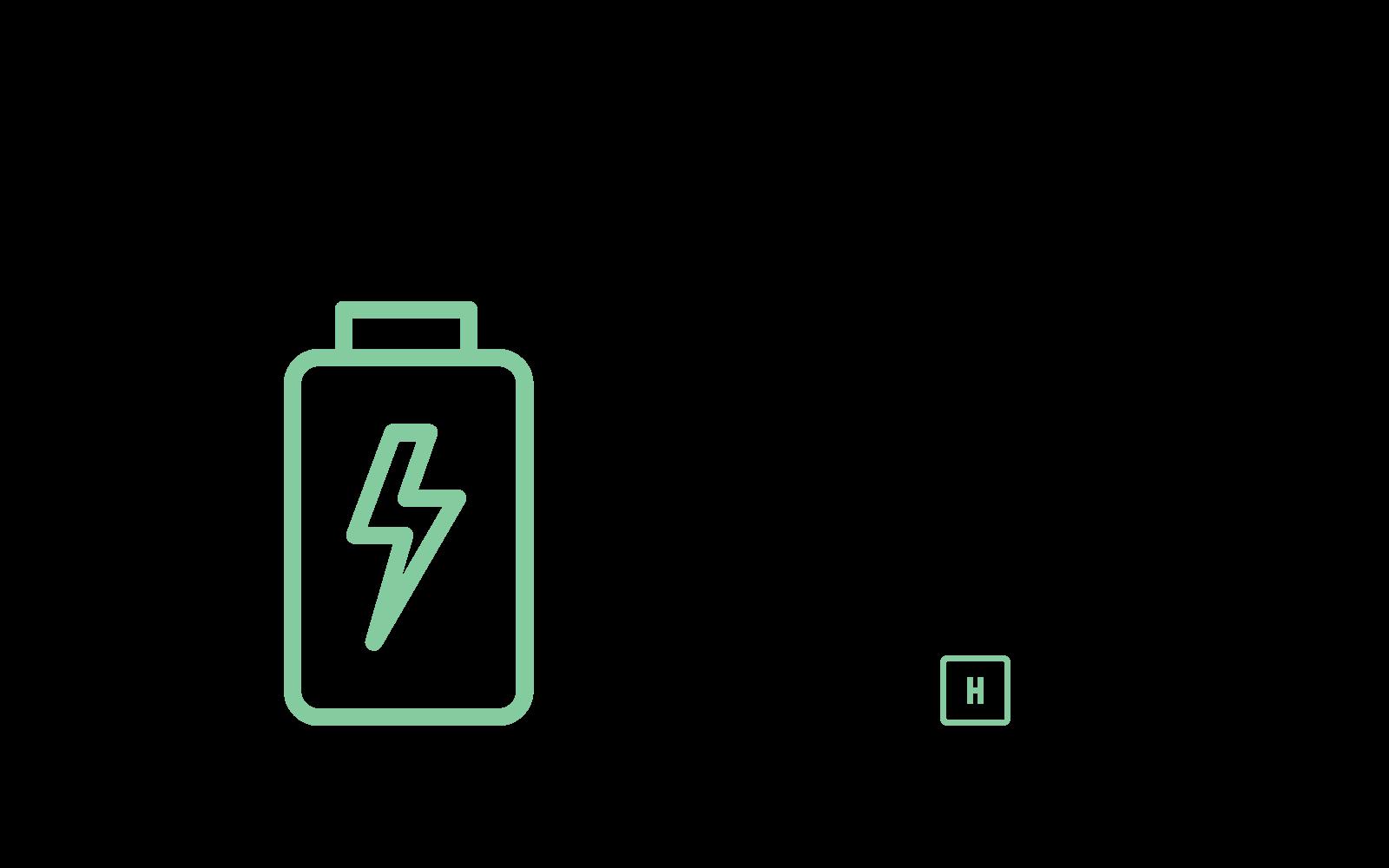 Vergleich Lithium-ionen Batterie Wasserstoff